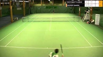 Finnish Tennis Tour 2012 - Kenttävaruste Open, Tampere (22.1.2012)