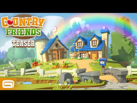 Country Friends - Official teaser trailer