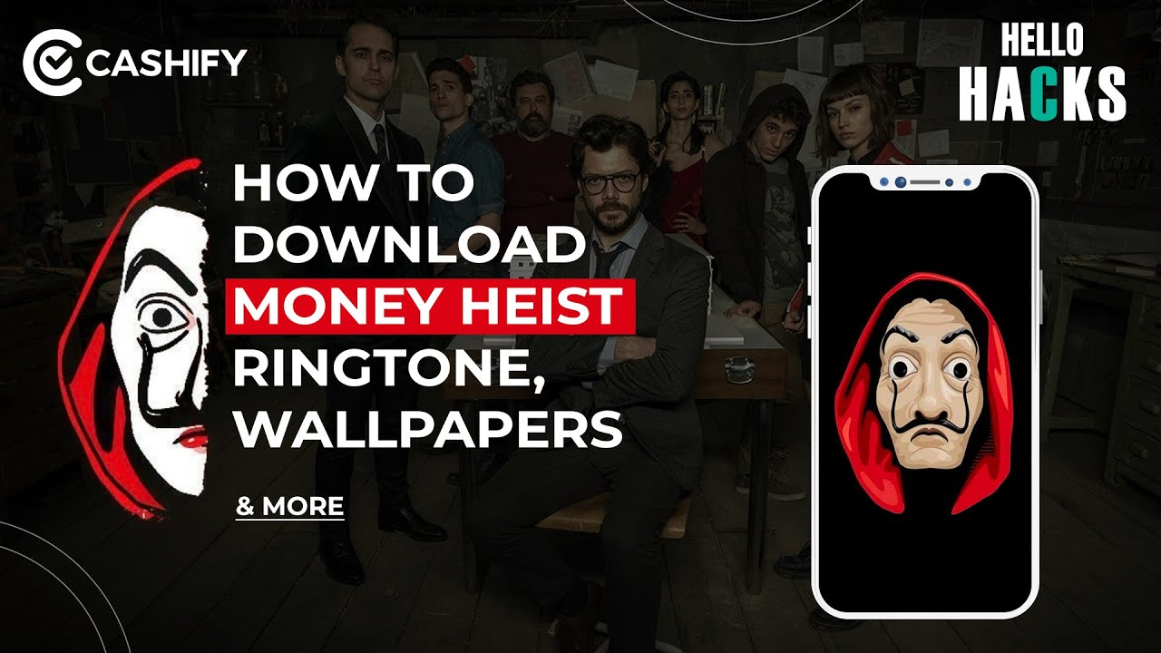 Read This Only If You Are A Money Heist Die Hard Fan Cashify Blog
