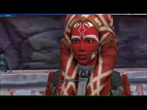 Let's Play Star Wars The Old Republic - Part 1 (PC/Threegether) - Server: Vanjervalis Chain