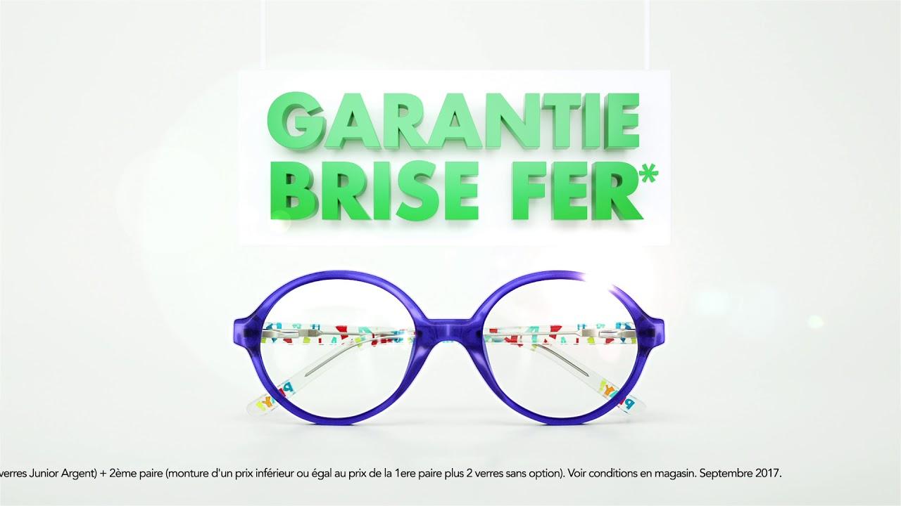 nouveaux prix plus bas caractéristiques exceptionnelles choisir véritable Générale d'Optique - La Garantie Brise Fer