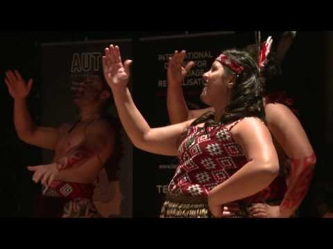 AUT at the Smithsonian - Maori Language Revitalization