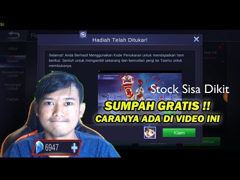 download AUTO MAIN ML TERUS !! EVENT BAGUS BANYAK SKIN GRATIS !! - Mobile Legends Indonesia