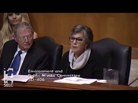 U.S. Senator Barbara Boxer on Frank Holleman