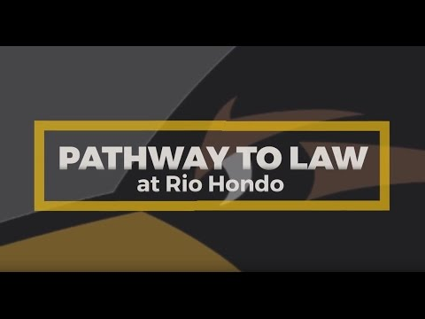 Pathway to Law School