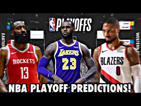 nba-bubble-playoff-predictions!-huge-upsets-will-happen!
