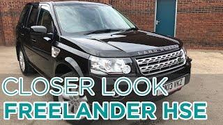 Closer Look: Land Rover Freelander HSE SD4 Auto