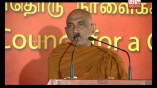 Will not allow Parliament to be dissolved before 20A – Rathana Thero
