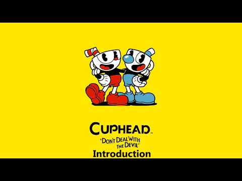 Cuphead OST  Introduction Music