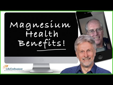 Magnesium and Pain - How to relax your way to Health