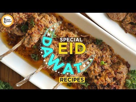 Eid Dawat Recipes By Food Fusion