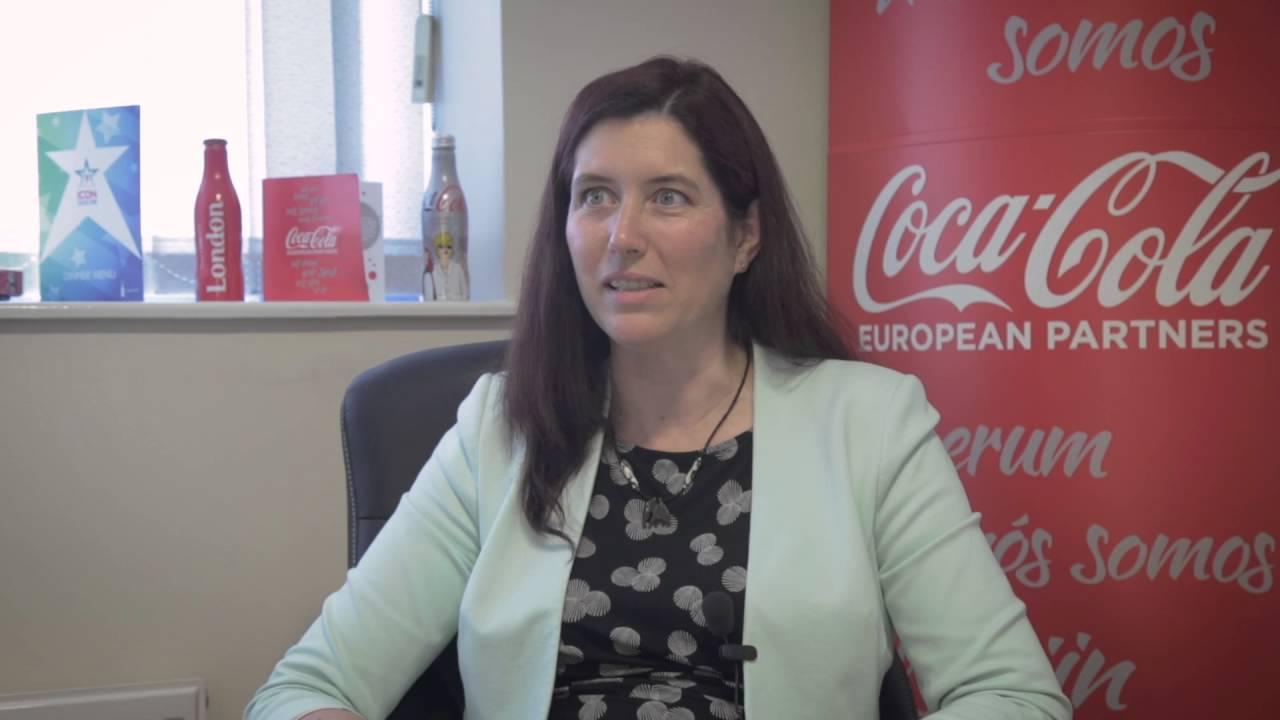 coca-cola employer - clare bottle