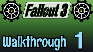 Fallout 3 Walkthrough 1 Intro Vault 101 Birthday