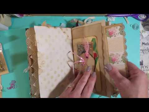 Vintage lady journal sold