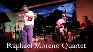 Raphael Moreno Quartet - NIGHT MOVES