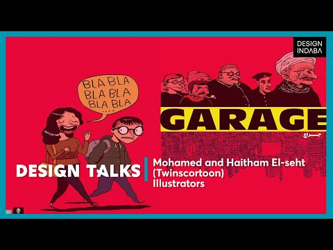 Twins Cartoon, Mohamed and Haitham El-seht, talk about powerful comics