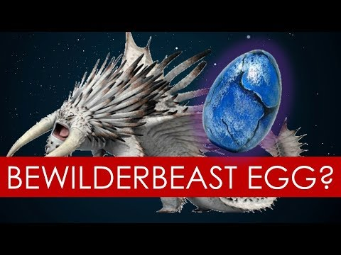 Download Youtube: THEORY: A Bewilderbeast EGG? Part 2 [ Trader Johann l How To Train Your Dragon]