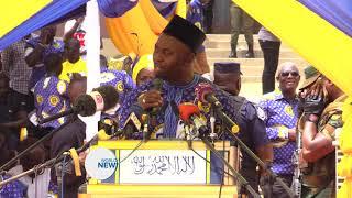 70th Anniversary T.I. Ahmadiyya Senior High School, Ghana