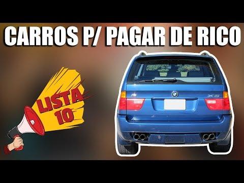 10 CARROS PARA PAGAR DE RICO