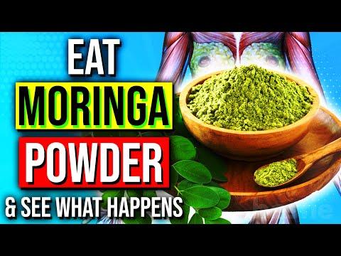 10 Health Benefits of Moringa Powder