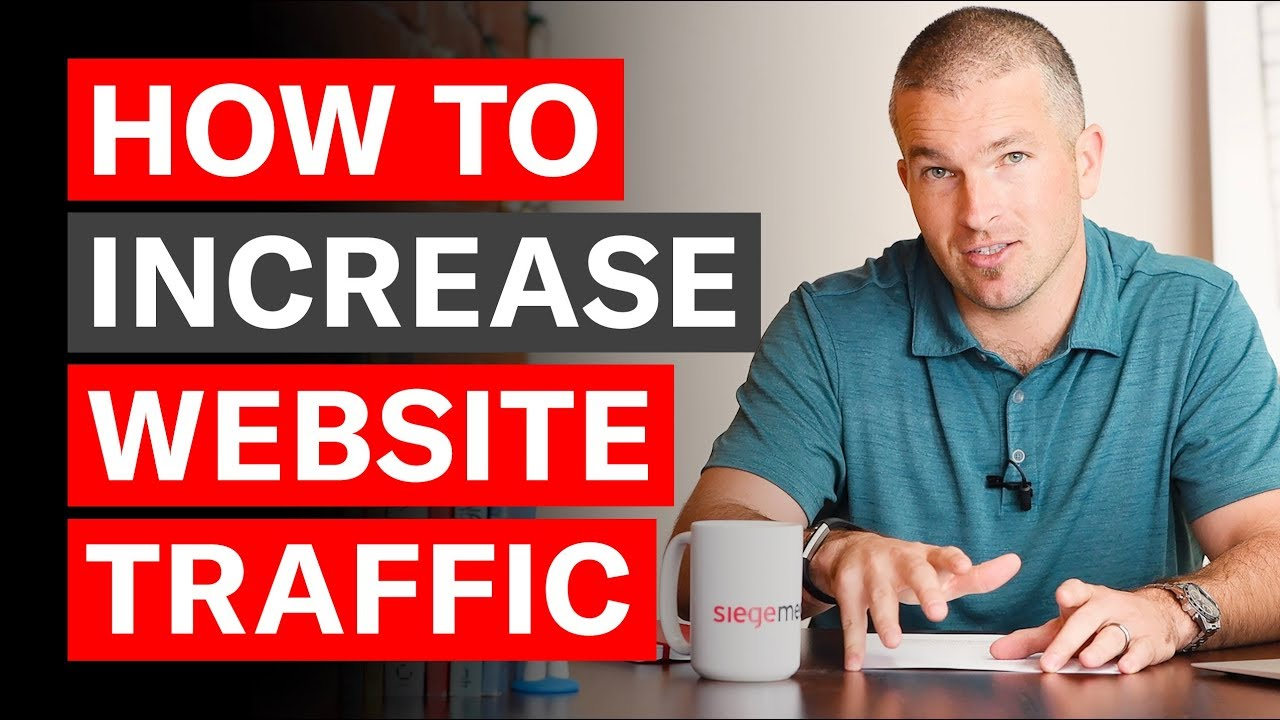 How to Increase Website Traffic by 250k+ Monthly Visits