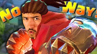 THIS HERO IS UNBEATABLE! - Arena Of Valor