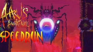 Aaru's Awakening PC/Steam Speedrun/Walkthrough Gold Medal Ranking All Levels