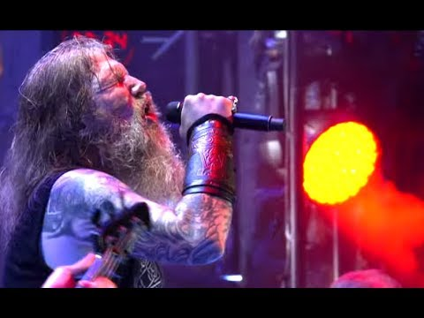"""Amon Amarth new video for """"Shield Wall"""" + tour w/ Arch Enemy + At The Gates!"""