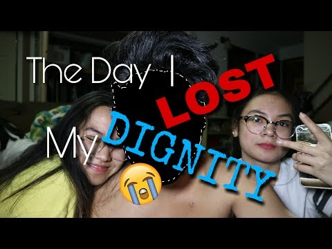 I Tried Poutine x They Did My Make-up ||  VLOG_03 DIGNIDAG KO MEN T_T