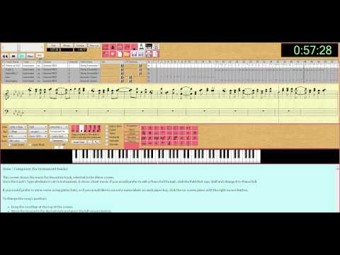 Theme of SSS MIDI