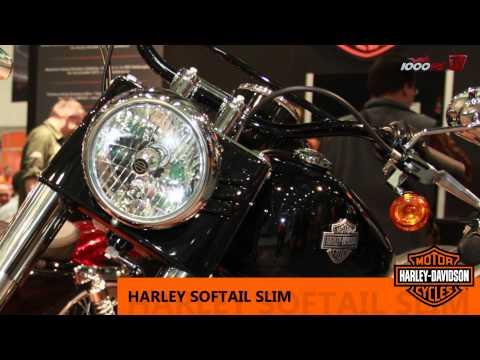 Harley Sportster Sventy-Two & Softail Slim 2012 - Premiere