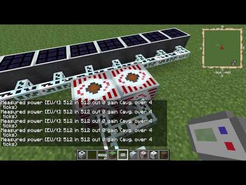 Aeitos MINECRAFT Tuto voltage et économie d'énergie