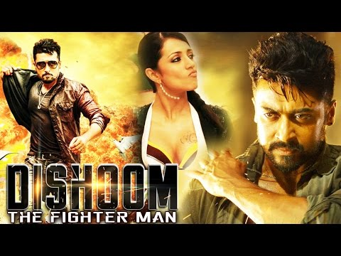 Latest Dubbed Hindi Movies 2016 Full Movie - Dishoon - The Real Fighter | Surya, Trisha