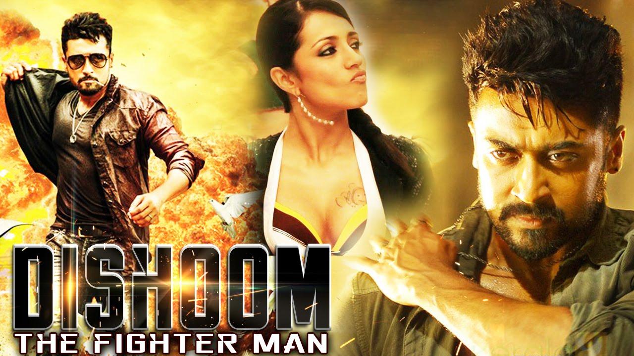 Latest Dubbed Hindi Movies 2016 Full Movie Dishoon The Real Fighter Surya Trisha