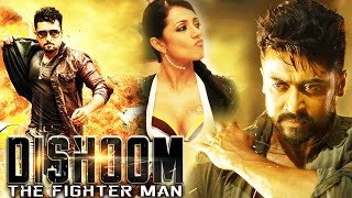 Latest Dubbed Hindi Movies 2016 Full Movie - Dishoon - The Real Fighter | Surya, Trisha