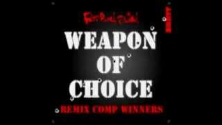 Fatboy Slim - Weapon Of Choice - Remix Comp Runner Up (Sonpub Remix)