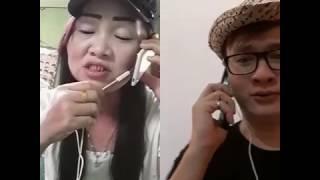 Con Thian Mo Mak Kai ( Hakka Lucu ) by.Rudy Justine & Erna Huang