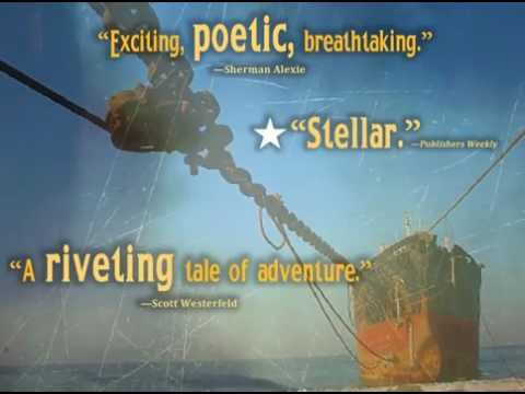 SHIP BREAKER by Paolo Bacigalupi (book trailer)