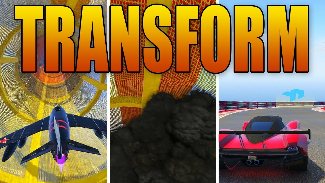 how to play transform races