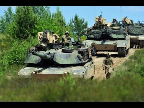 NATO Sends 'Combat-Ready' Battalions Near Russian Border