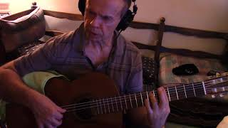 Shadow of Your Smile for Fingerstyle Guitar (Followed by Mic Setup Demo)
