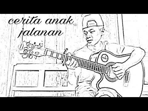 Cerita Anak Jalanan dangdut koplo ( cover by nico aldi )