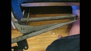 Frigidaire Gallery Range Stove Door Removal/ Door Hinge Replacement (Models Without Hinge Locks)