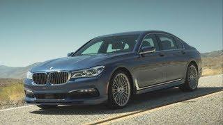 BMW ALPINA B7 2019 Car Review