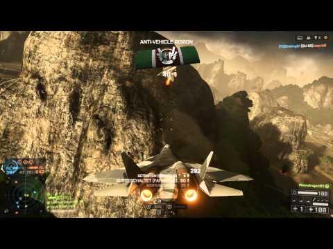 Battlefield 4 Dragon Pass Air Superiority Third Person View Part 2