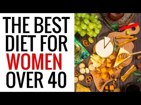 woman age 40 best diet