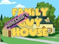 "Minecraft Cartoon House Village ""My Family Guy House"""