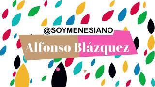 7 @SoyMenesiano Alfonso Blázquez