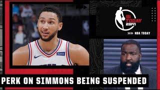 Doc Rivers set Ben Simmons up to kick him out! - Kendrick Perkins | NBA Today