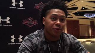 Texas A&M commit Anthony Hines talks offers, LSU and more